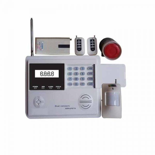 Báo trộm qua điện thoại dùng line KAWA 261B Line