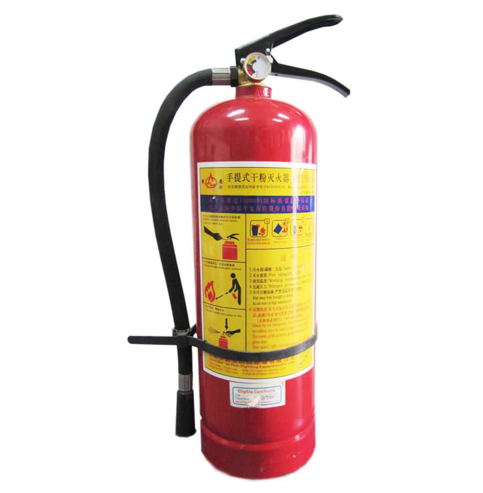 Bình chữa cháy bột 8kg BC-MFZ8