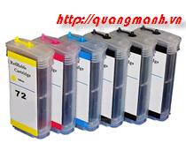 Bộ tiếp mực ngoài máy in A0 - HP DesignJet T1100 - 6 màu