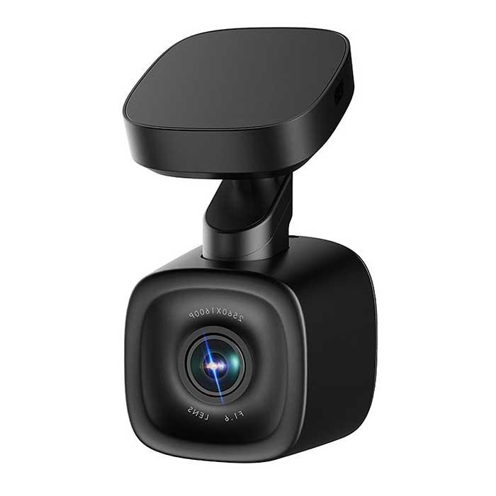 Camera hành trình F6 Hikvision -  Siêu nét 5.0 Megapixel, tích hợp GPS
