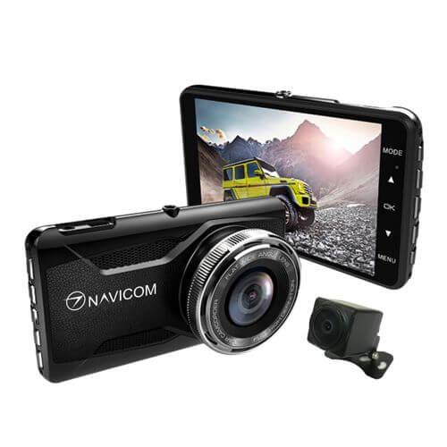 Camera hành trình xe ô tô Navicom T128