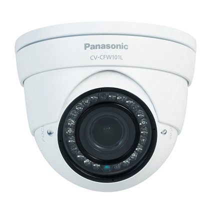 Camera HDCVI Dome 2MP Panasonic CV-CFW201L