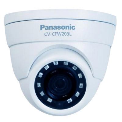 Camera HDCVI Dome 2MP Panasonic CV-CFW203L