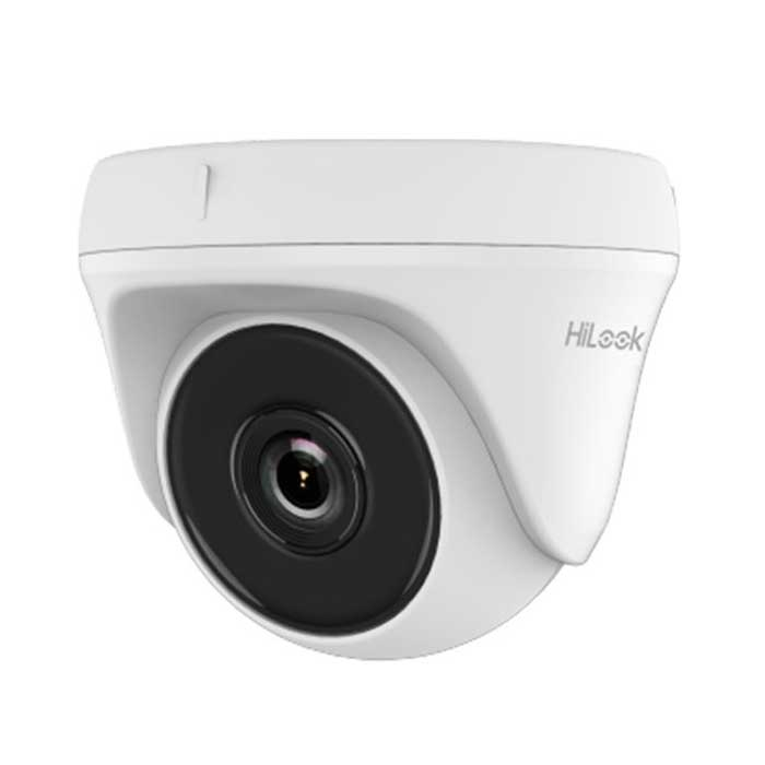Camera HDTVI bán cầu 2MP Hilook THC-T123-P