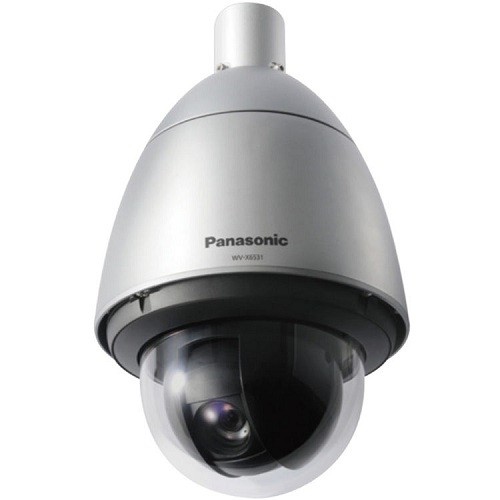 Camera IP Dome Zoom quay quét full HD Panasonic WV-X6531NS