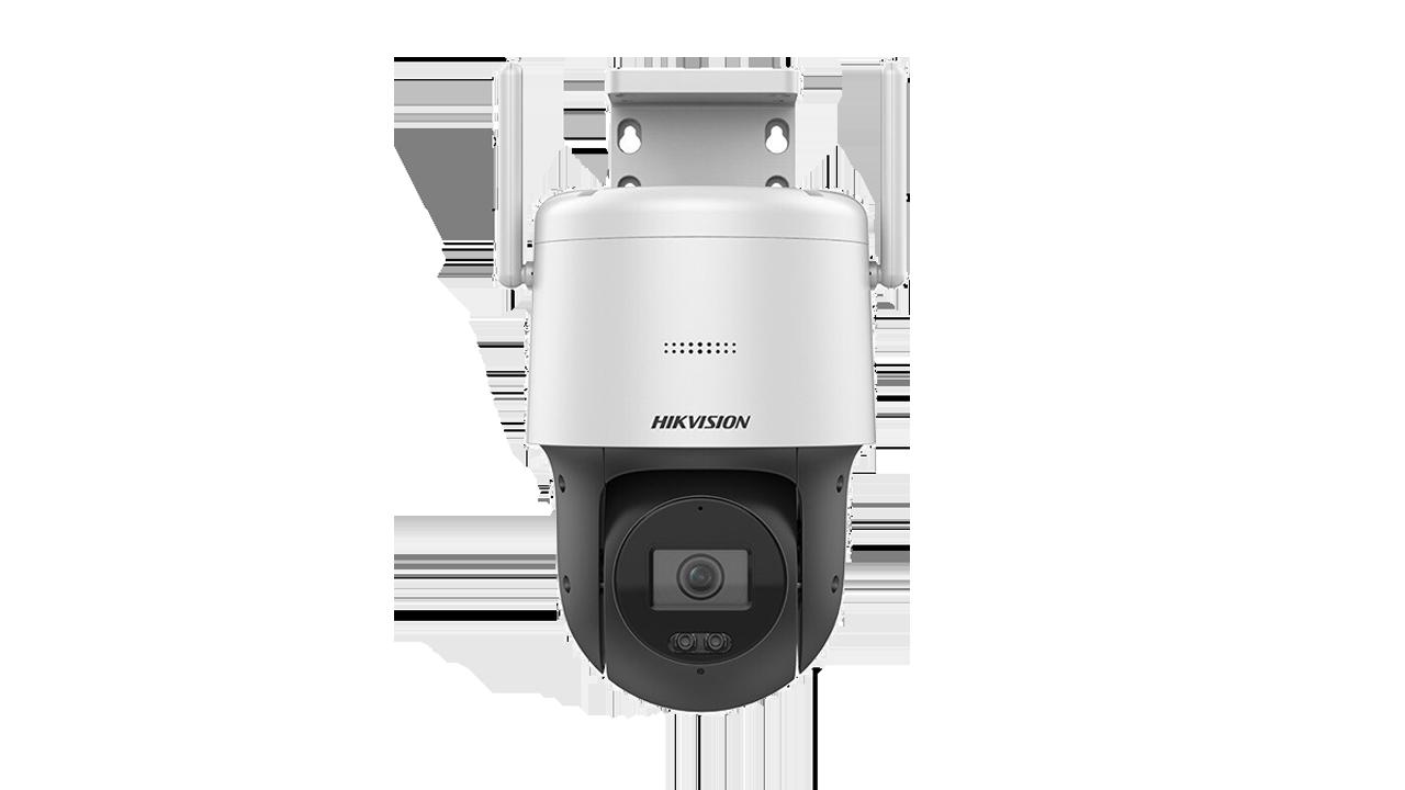 Camera IP quay quét mini 4MP Hikvision DS-2DE2C400IW-DE/W