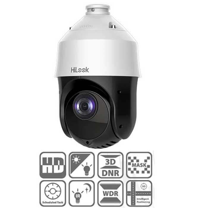 Camera Speed dome TVI quay quét 2MP HiLook PTZ-T4225I-D(D) Zoom 25X