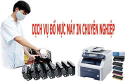 Đổ mực máy in Brother MFC-L2701d (In đảo mặt, Copy, Scan, Fax)