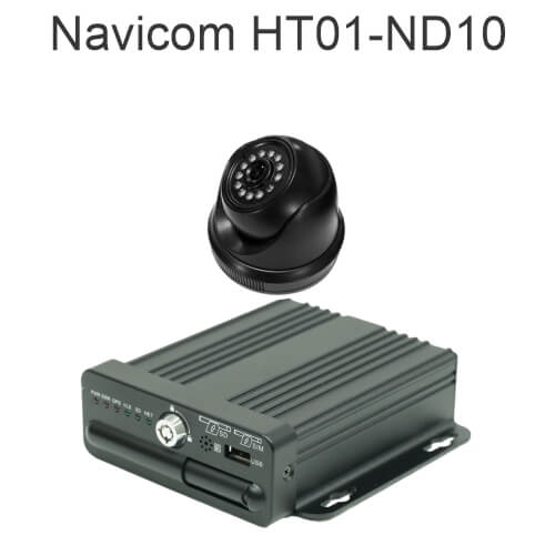 Hệ thống 1 camera giám sát xe khách 9 chỗ đến 16 chỗ đáp ứng nghị định 10/2010/BGTVT Navicom HT01-ND10