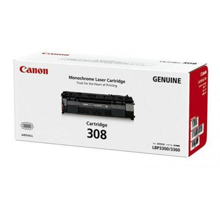 Hộp mực in Canon 308 dùng cho máy Canon LBP 3300, 3360