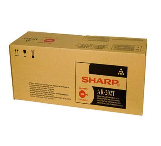 Hôp mực in Sharp AR- 202 cho máy Photocopy Sharp M160, M161, 163, 201, M205, 206
