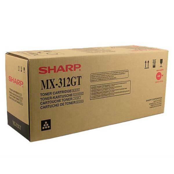 Hộp mực in Sharp MX312GT dùng cho máy photocopy AR-5726, 5731, M260N, M264N, M310N