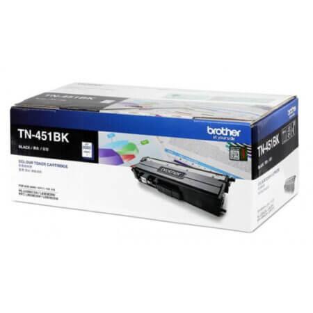 Hộp mực màu Brother TN451BK (đen) dùng cho máy L8260Cdn, 8360Cdw, L8690Cdw