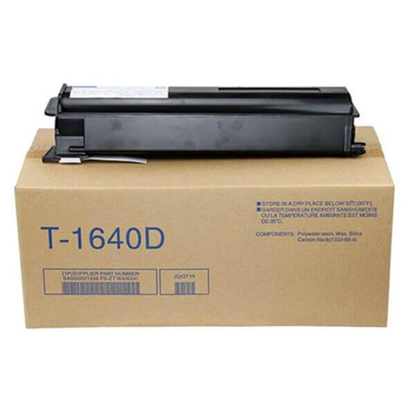 Hộp mực Toshiba T-1640D dùng cho máy photo Toshiab e-STUDIO 163, 165, 166, 203, 205, 206, 207