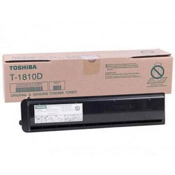 Hộp mực Toshiba T-1810D dùng cho máy photo Toshiab e-STUDIO 181, 182, 212, 242