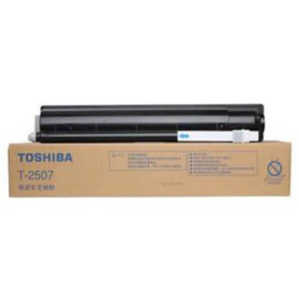 Hộp mực Toshiba T-2507 dùng cho máy photo Toshiab e-STUDIO 2006, 2306, 2506, 2007, 2307, 2507