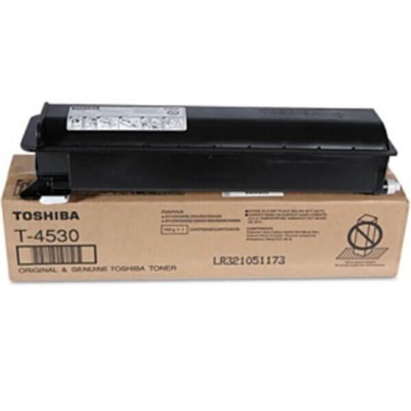 Hộp mực Toshiba T-4530D dùng cho máy photo Toshiab e-STUDIO 205L, 255, 305, 355, 455