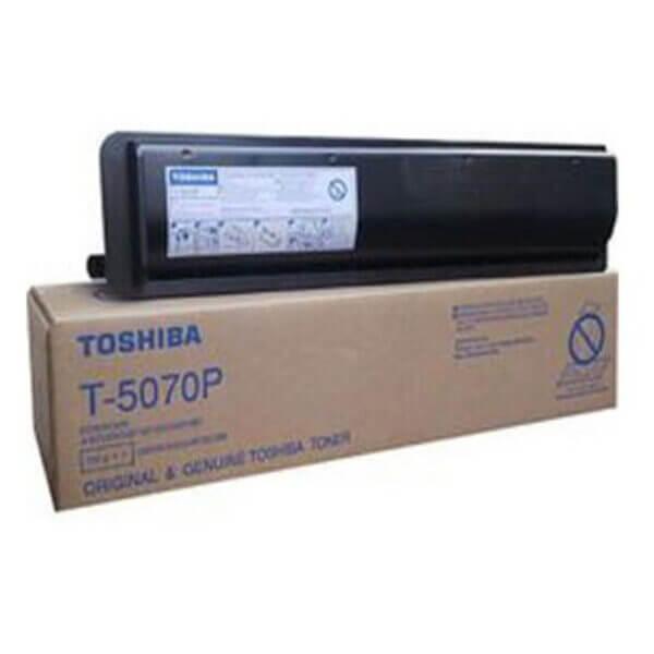 Hộp mực Toshiba T-5070U dùng cho máy photo Toshiab e-STUDIO 207L, 257, 307, 357, 457, 507