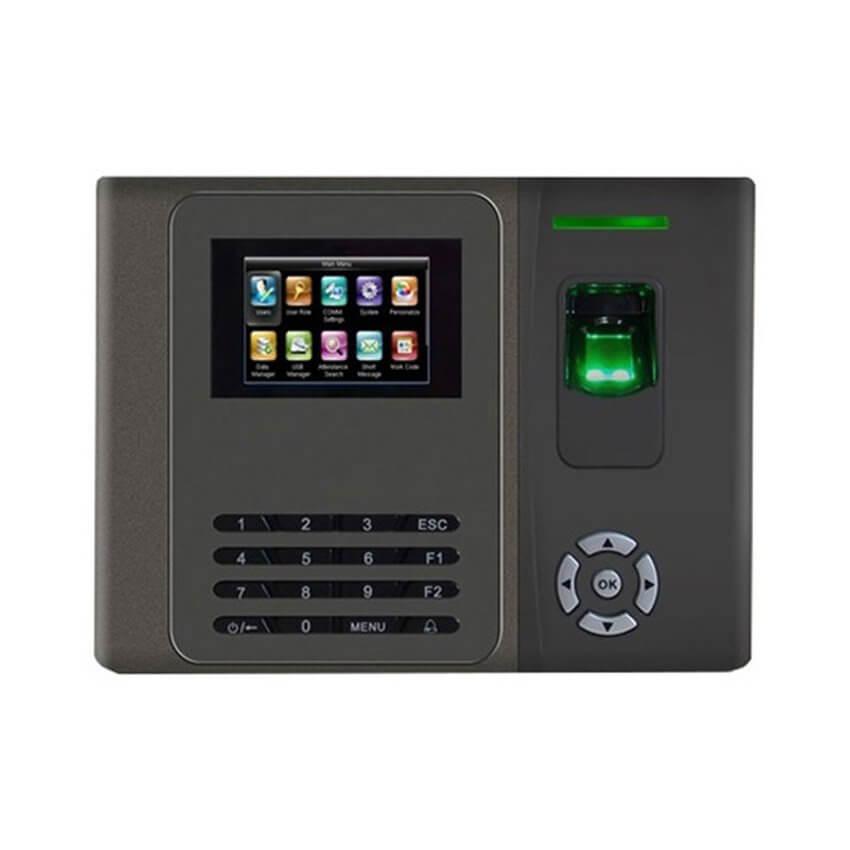 Máy chấm công vân tay - thẻ cảm ứng Ronald Jack 879C