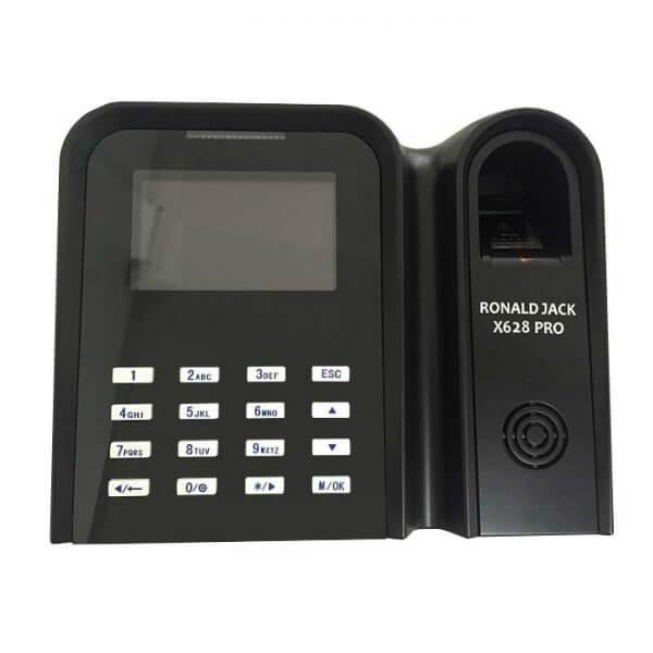 Máy chấm công vân tay và thẻ cảm ứng RONALD JACK X628 PRO