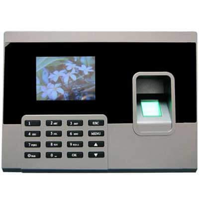Máy chấm công vân tay và thẻ từ RONALD JACK X88