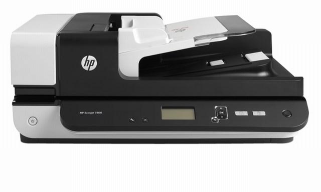 Máy HP Scanjet Enterprise Flow 7500 Flatbed Scanner