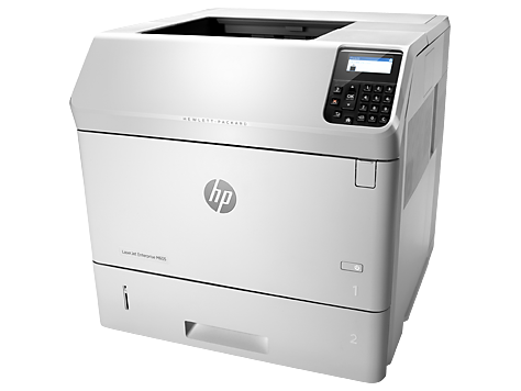 Máy in laser đen trắng HP M605DN - E6B70A