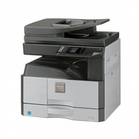 Máy photocopy Sharp AR-6026NV bao gồm AR-RP11