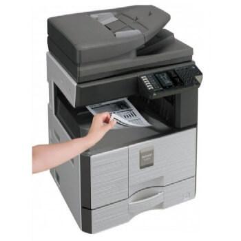 Máy photocopy Sharp AR-7024D bao gồm AR-RP12