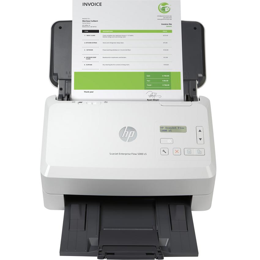 Máy quét HP ScanJet Enterprise Flow 5000 s5