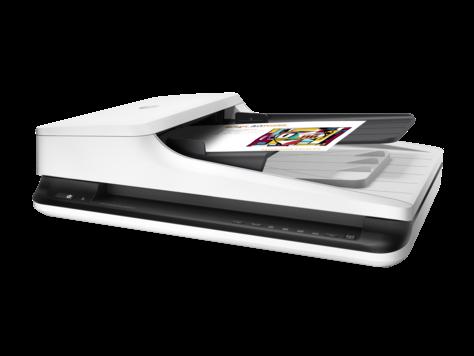 Máy quét HP ScanJet Pro 2500 f1