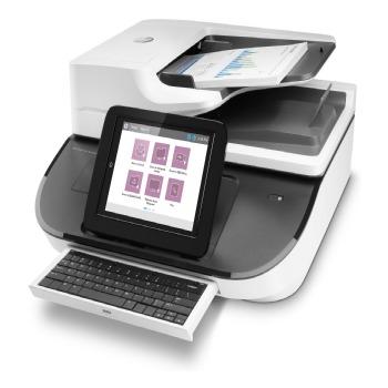 Máy Scan HP Digital Sender Flow 8500 fn2