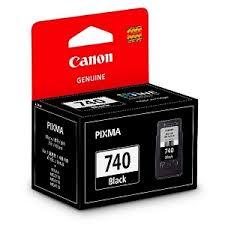 Mực in phun màu Canon PG 740 (Mực đen)