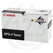 Mực Photocopy Canon NPG 4 Black Toner (NPG 4)
