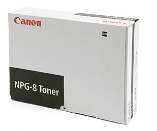 Mực Photocopy Canon NPG 8 Black Toner (NPG 8)