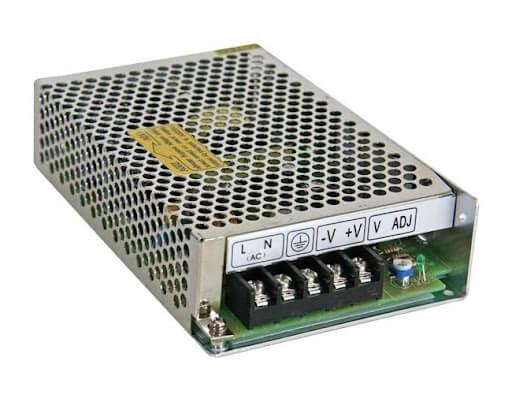Nguồn tổng 12V - 10A sử dụng cho Camera, đèn led