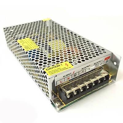 Nguồn tổng 12V - 15A sử dụng cho Camera, đèn led