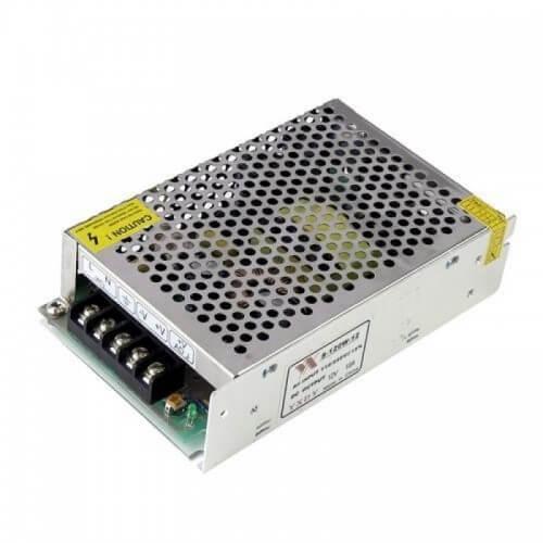 Nguồn tổng 12V - 5A sử dụng cho Camera, đèn led