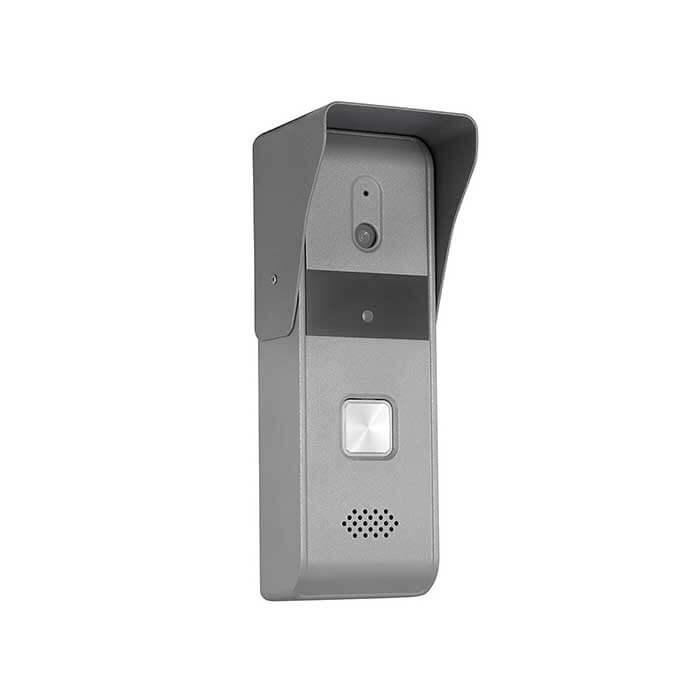 Nút ấn camera chuông cửa Hikvision DS-KB2421-IM