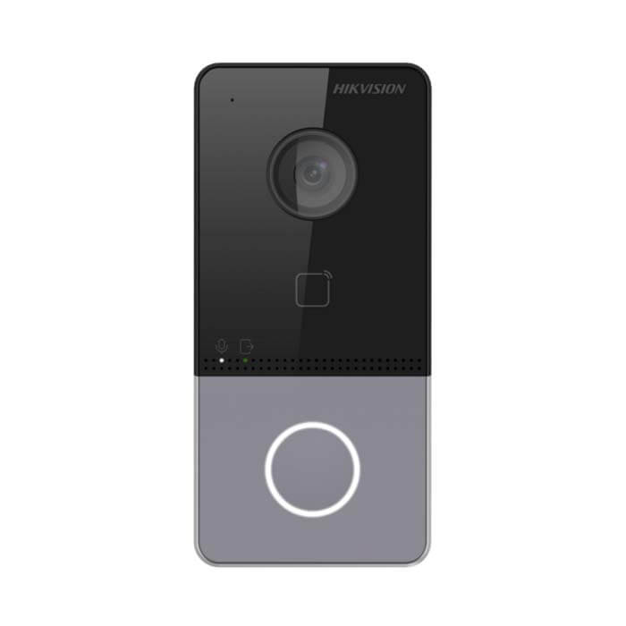 Nút ấn camera chuông cửa HIKVISION DS-KV6113-WPE1(B)