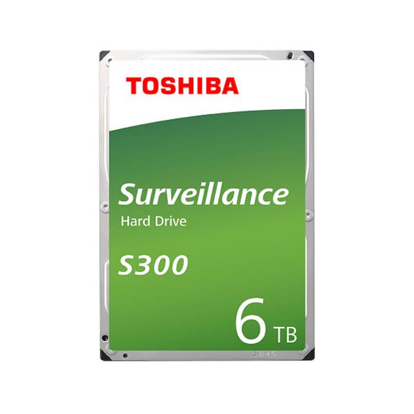Ổ cứng Camera HDD Toshiba AV S300 6Tb