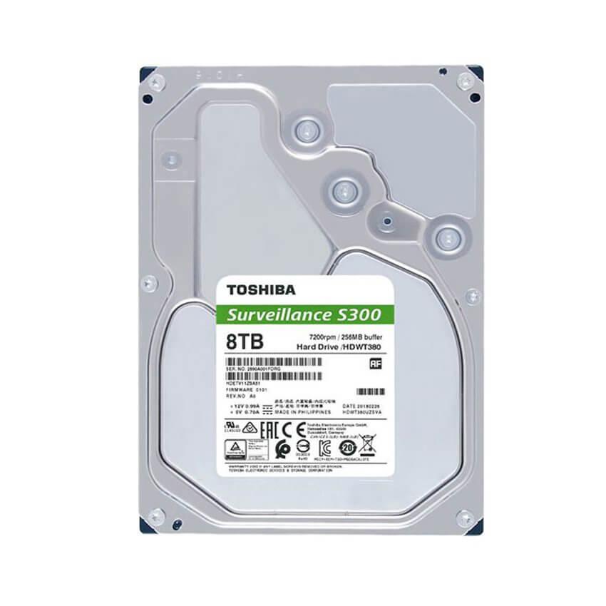 Ổ cứng Camera HDD Toshiba AV S300 8Tb