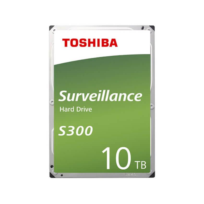 Ổ cứng Camera HDD Toshiba SURVEILLANCE 10Tb