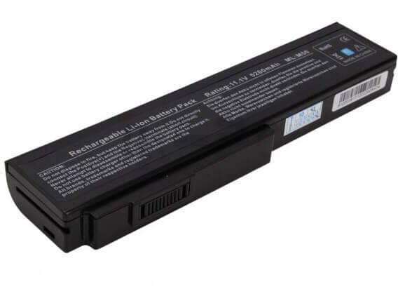 Pin Laptop Asus A32-M50, A32-N61, A33-M50, M60J, M60JV, M60VP, G50V, G51V, G51J, L50