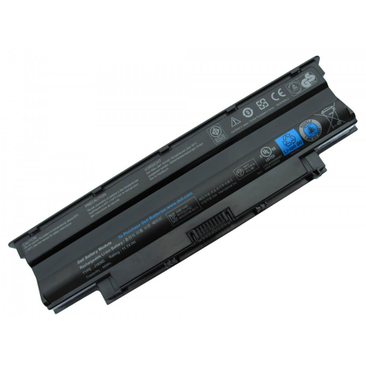 Pin Laptop Dell Inspiron N5010, N3010, N4010 - R14, N5040, 17R, N7010, N7110, N4050, N5050, M411R (OEM)