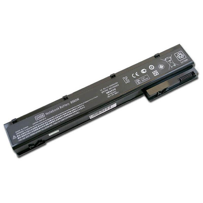 Pin laptop HP Elitebook 8560W, 8570W, 8760W, 8770W, VH08, VH08L
