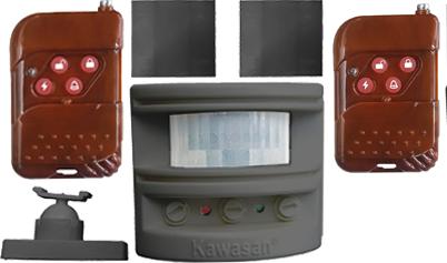 Thiết bị báo trộm hông ngoại KAWASAN I227B-2R