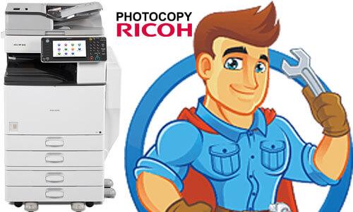 Bảng mã lỗi máy photo Ricoh và cách khắc phục