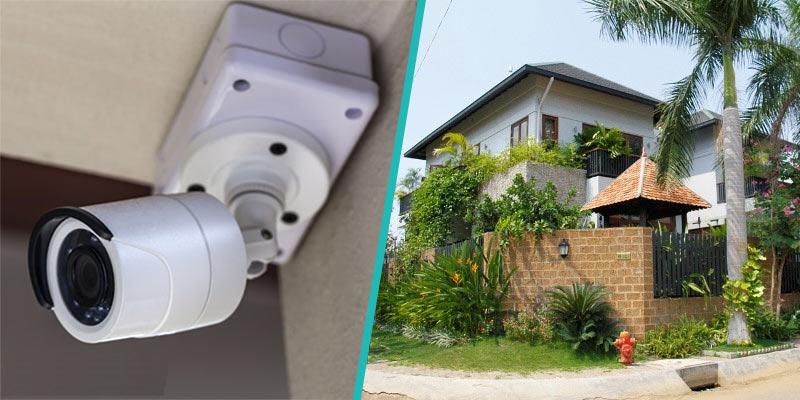 Dịch vụ lắp camera tại nhà cho gia đình